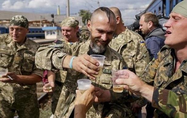 «Украинский солдат – ленивый ублюдок», - британский наемник о командировке в АТО