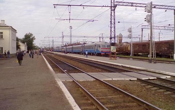 На Львівщині поїзд збив громадянина Китаю