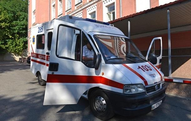 В ДНР заявили о подрыве машины на мине под Горловкой