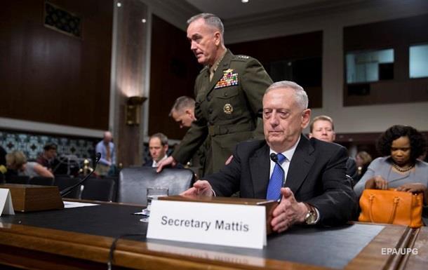 Пентагон звинуватив Москву в бажанні посіяти хаос