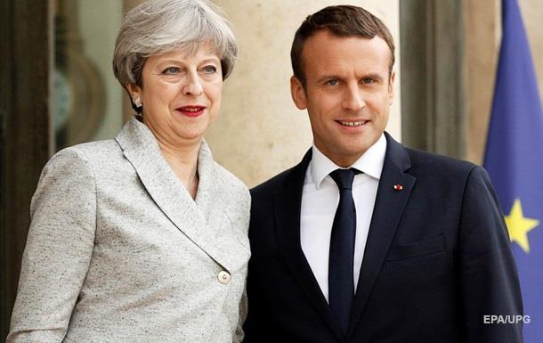 Париж и Лондон вместе будут бороться с терроризмом