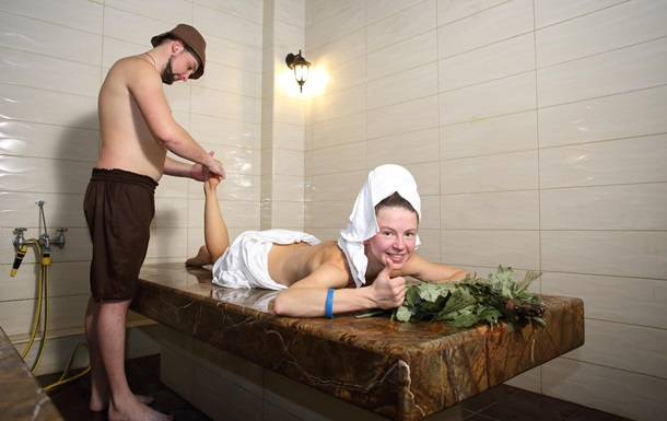 Лето в Куренёвских банях
