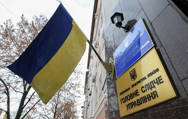 У чиновників поліції Київщини проводять обшуки