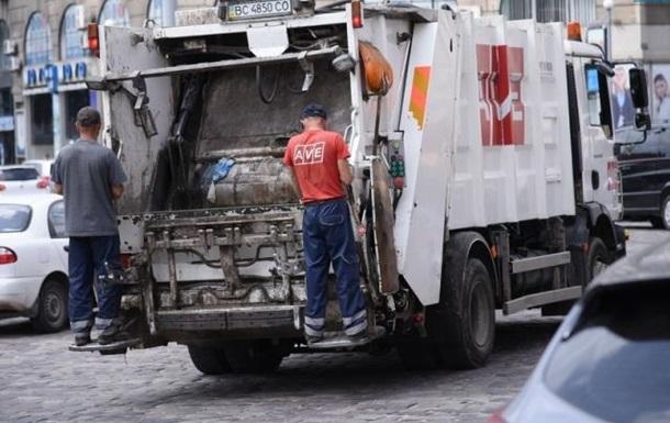 У Львові заарештовано директора фірми, що займається вивезенням сміття