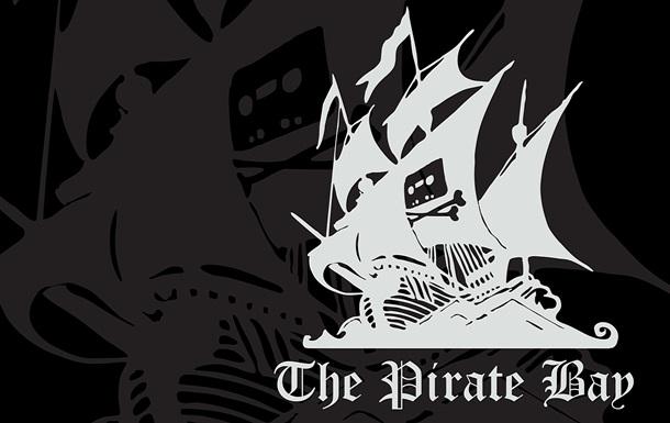 Найбільший торрент-трекер The Pirate Bay блокуватимуть