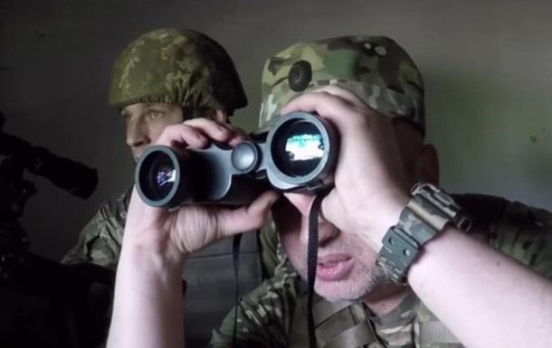 Турчинов: Росія нарощує війська на кордоні