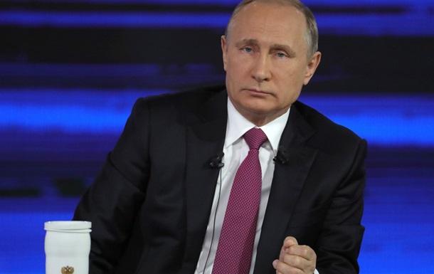 Лермонтов вважав невмивакою й Україну - Путін