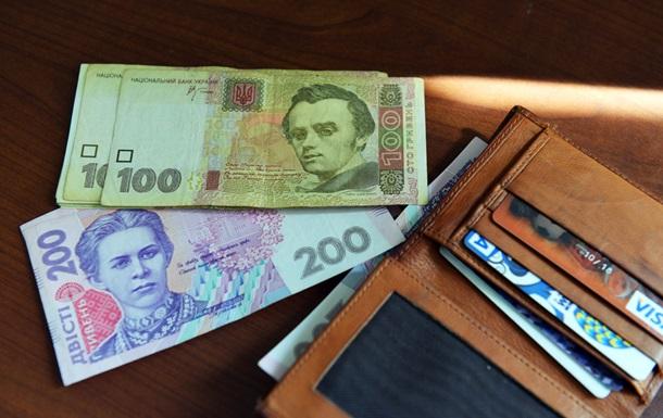 Средняя зарплата в Украине за год выросла на 40%