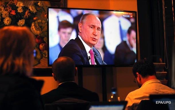 Путін: Мої діти живуть у Москві