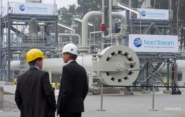 Газпром: ЄС оплатив Північний потік-2 до санкцій