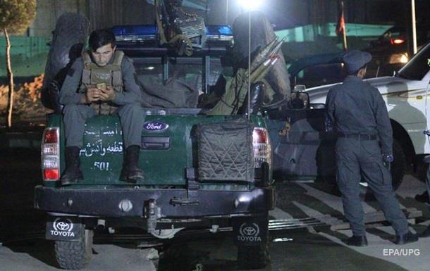 У мечеті Кабула пролунав вибух, є загиблі