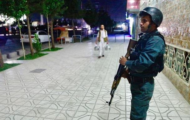 Відповідальність за вибух в Кабулі взяла на себе ІД