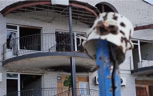 Минобороны показало последствия обстрела Широкино