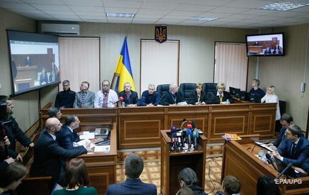 Захист Януковича вимагає закрити справу про держзраду