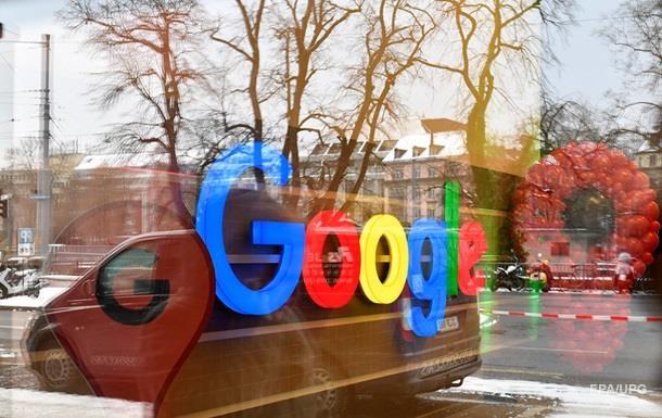 Єврокомісія оштрафує Google на мільярд - ЗМІ