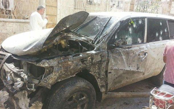 В Сирии смертник подорвался у мечети
