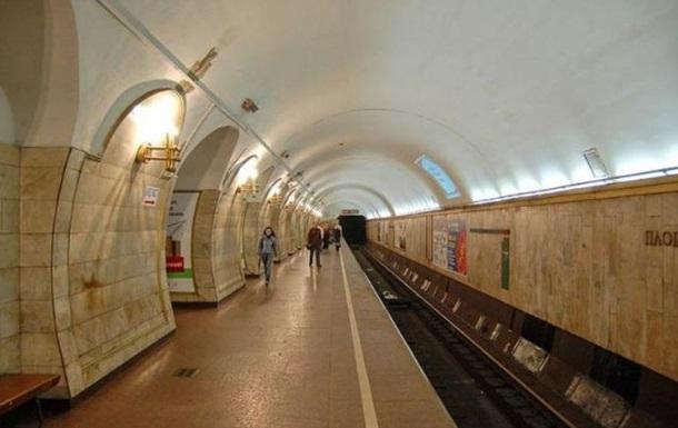 У київському метро людина впала на рейки