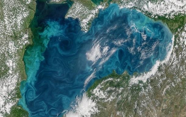 Чорне море змінило колір - NASA