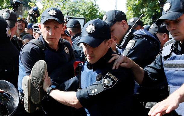 На Марше равенства в Киеве полиции будет столько же, сколько участников