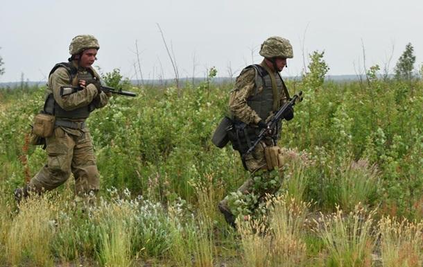 У зоні АТО 66 обстрілів, п ять поранених - штаб