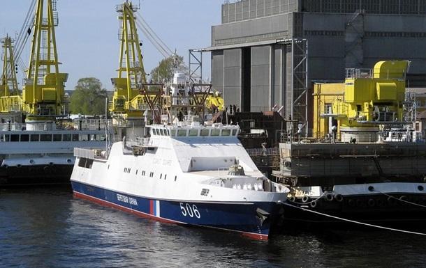 Росія направила до Криму сторожовий корабель