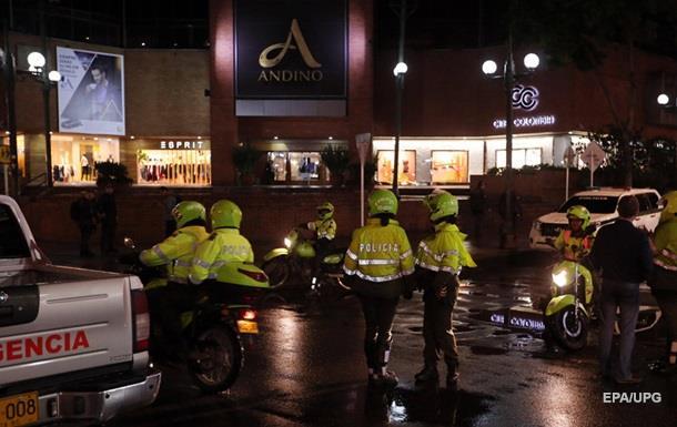 Зросла кількість жертв вибуху в торговому центрі Боготи