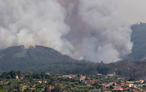 Пожежі в Португалії: серед жертв українців немає