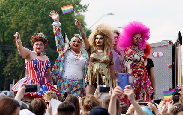 Итоги 18.06: Марш ЛГБТ в Киеве, выборы во Франции