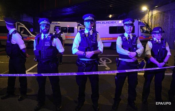 Наезд на толпу в Лондоне: один пострадавший умер