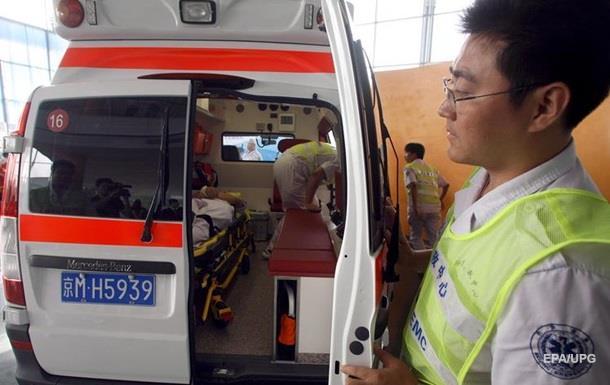 У Китаї під час пожежі на фабриці загинули шестеро