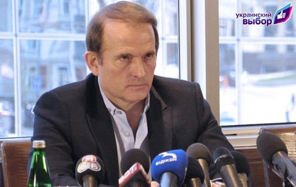 Кремль: Медведчук постійно піднімає тему звільнення полонених