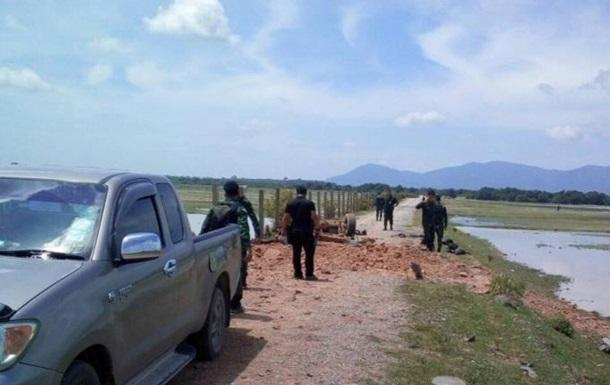 У Таїланді прогримів вибух, загинули п ятеро військових
