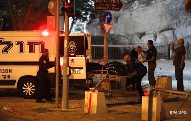 Ісламська держава  заявила про перший теракт в Ізраїлі