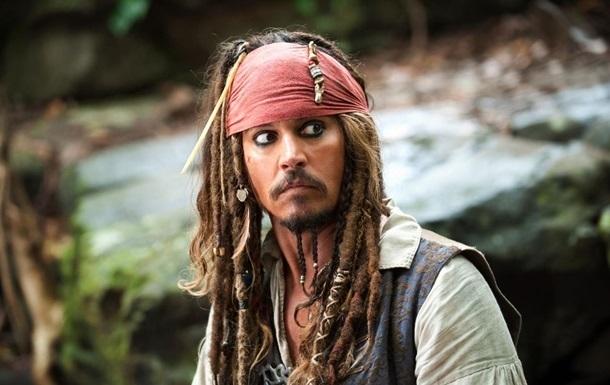 Із Піратів Карибського моря хочуть прибрати Джонні Деппа