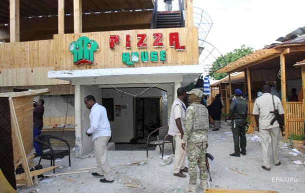Взрыв в столице Сомали: погибли десять человек