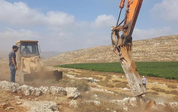 Ізраїль почав будувати перше за 25 років поселення на Західному березі