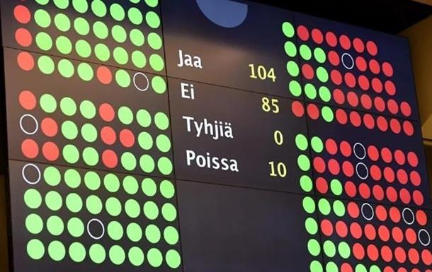 В Финляндии проголосовали за вотум доверия правительству
