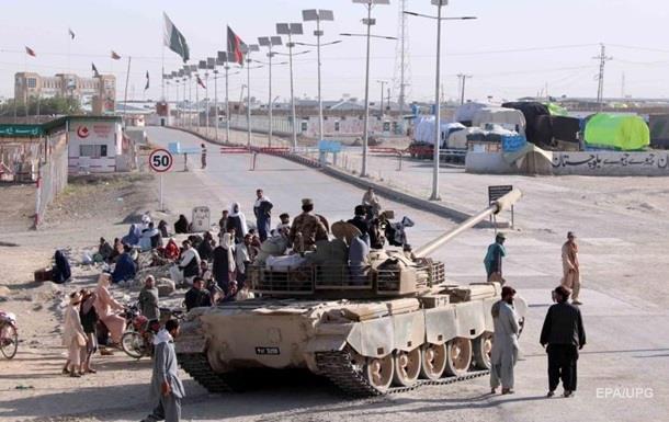 Пакистан відгородиться від Афганістану парканом