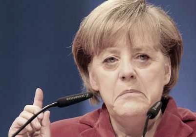 Меркель поставлен диагноз – нарциссизм с прогрессирующей депрессией