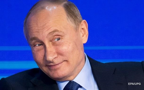 Путін пояснив, чому Севастополь не отримає грошей