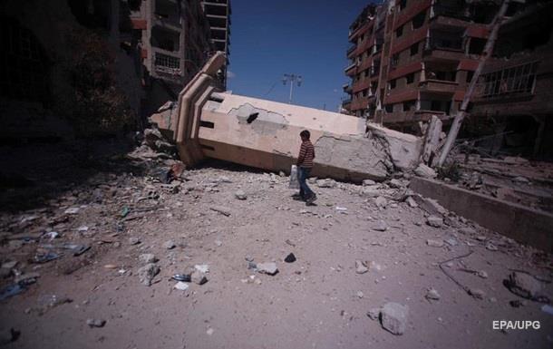 Армія Сирії вибила бойовиків з передмістя Дамаска