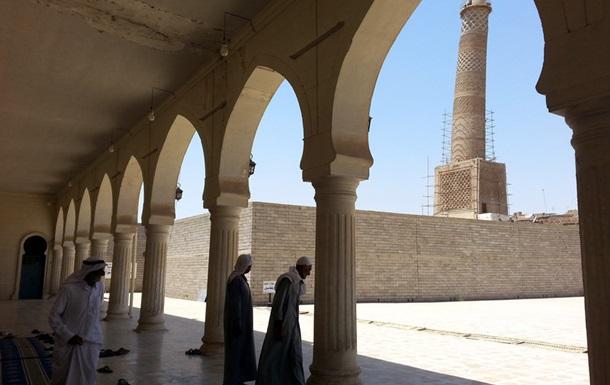 Коаліція США заявила, що не бомбардувала мечеть в Мосулі