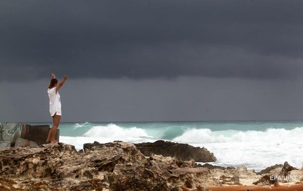 США охопив тропічний шторм Сінді, є жертви