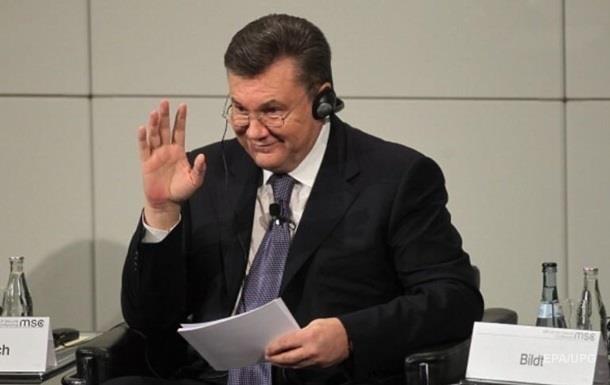 Суд викликав Януковича на 10 найближчих засідань