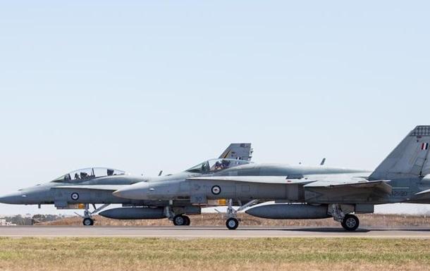 Австралія знову братиме участь у військових операціях у небі над Сирією