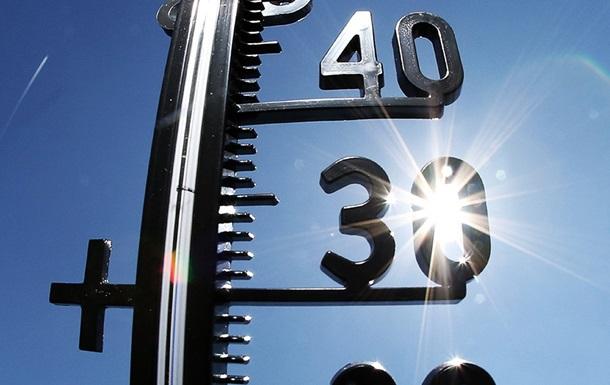 Спека прийде в Україну наприкінці місяця