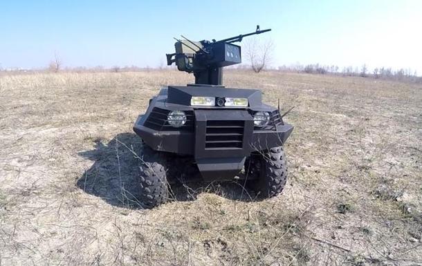 В Україні випробували нову установку для піхоти