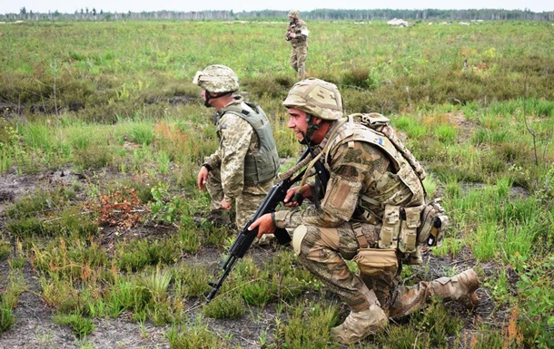 В зоне АТО пострадали два бойца – штаб