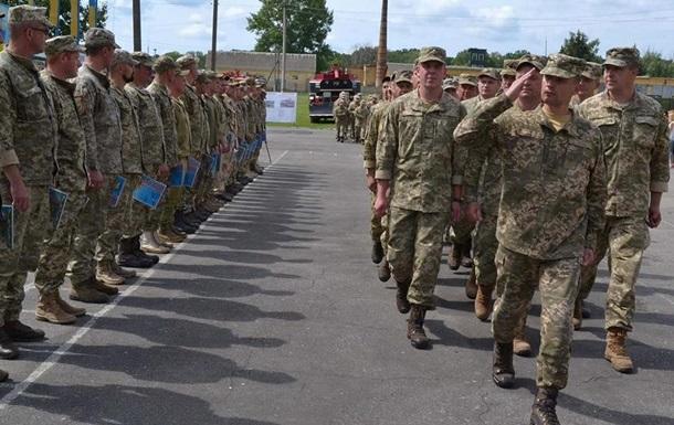 Міноборони збільшить чисельність військ в Одеській області