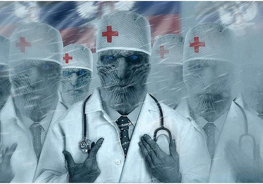 Крах медицины в «Л/ДНР»